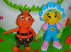 Fifi e Abelhão