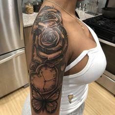 Dream Tattoos, Badass Tattoos, Girly Tattoos, Pretty Tattoos, Sexy Tattoos, Body Art Tattoos, Hand Tattoos, Tatoos, Future Tattoos