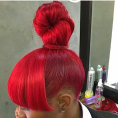 Red Wigs Lace Frontal Wigs Dark Blue Lace Front Wig Human Hair Amber L – eggplantral Frontal Hairstyles, Dope Hairstyles, My Hairstyle, Ponytail Hairstyles, Straight Hairstyles, Updos, Red Weave Hairstyles, Fashion Hairstyles, Hair Updo