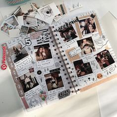 really out of sight!That's really out of sight! Excited to share this item from my shop: Black Photo Scrapbook Memoirs Album, Birthday Album, Album Journal, Bullet Journal Ideas Pages, Bullet Journal Inspiration, Journal Diary, Memory Journal, Photo Journal, Cute Birthday Gift, Birthday Gifts For Best Friend, Best Friend Presents
