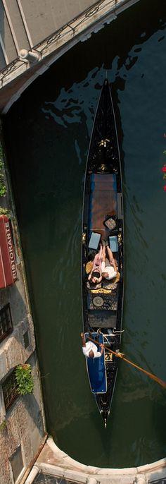Venice, Italy - gondola ride