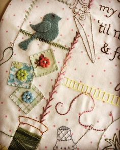 Pattern #101 - Sewing Day