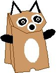 Paper Bag Puppets Craft - Enchanted Learning Software
