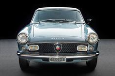 Fiat Abarth 2400 Allemano