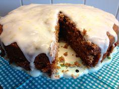 No Ordinary Cake: Regnvejrskage