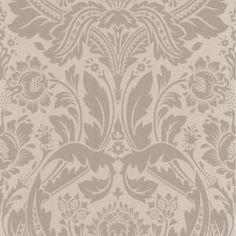 Graham & Brown Desire Taupe Wallpaper | Departments | DIY at B&Q