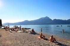 30 Grad und Sonnenschein! Was will man mehr! Also ab an den Strand :) Welcher ist euer Lieblingsstrand am Gardasee?! Die schönsten Strände findet ihr hier: http://www.gardasee.de/badestraende?home=pinterest-09-2016