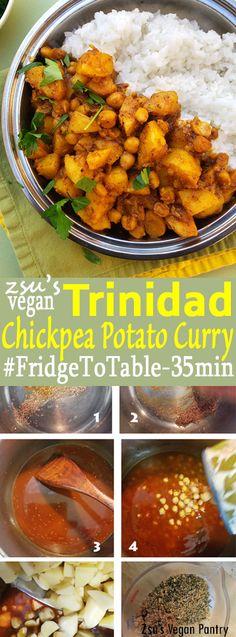 Zsu's Vegan Pantry: trinidad chickpea and potato curry