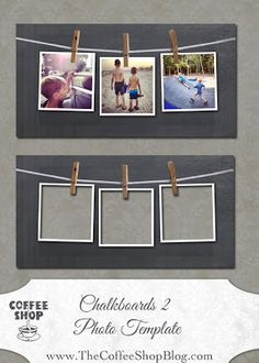 The CoffeeShop Blog: Storyboards and Frames -- TONS of free templates and actions