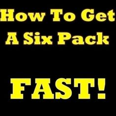 How To Get A Six Pack FAST! The Must-Know Secrets Of How To Get Six Pack Abs And How To Get Ripped In No Time! $2.99 six-pack-abs gregorioyurenet devoracaz ailenezpq fillmoreaa six-pack-abs abs six-pack-abs abs abs fitness online flat-abs abs flat-stomach fitness my-top-pins health-and-fitness fitness ab-challenge