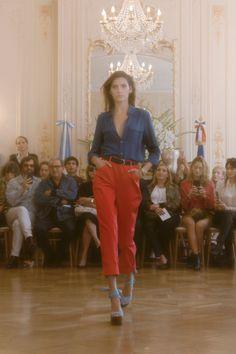 Vanessa Seward #VogueRussia #readytowear #rtw #springsummer2018 #VanessaSeward #VogueCollections