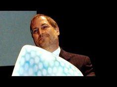 Steve Jobs introduces psychedelic iMacs - Macworld Tokyo (2001)
