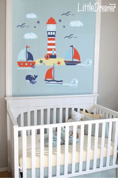 "MODELO PC12 ""NAUTICAL"" - Comprar en Little Dreamer Deco"