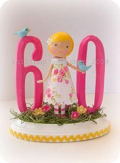 60th birthday | by be cheery (lollipop workshop)