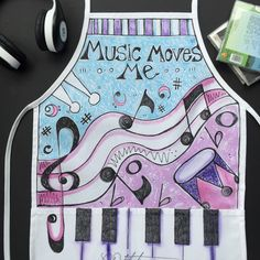 Creating new music aprons