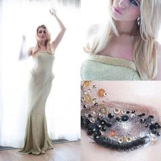 Make the ultimate fashion statement in our stunning sequin Pia Michi #couture gown http://www.cargoclothing.com/shop/detail.aspx?pid=5066