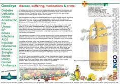 Cures what ails you : The Umlingo WamaNgcolosi wonder juice
