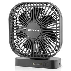 ★ Battery Operated: The OPOLAR desk fan works on AA battery. The battery is long lasting so the fan can continue working for five long hours even when operating at the highest speed. Small Bedroom Vanity, Small Bedroom Furniture, Small Bedrooms, Bedroom Ideas, Portable Desk, Desk Fan, Working Area, Battery Operated