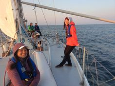 Science under sail with Expedition RESTORE! Marine Debris, Sailing Yachts, Naval Academy, Restore, Science, American, Fashion, Moda, Fashion Styles