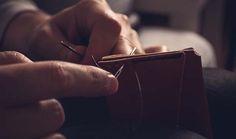 handmade leather goods iamthelab.com Noise Goods