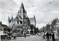 St. Willibrorduskerk Buiten de Veste Amsterdam, gesloopt in 1971