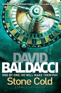 STONE COLD DAVID BALDACCI #BOOK #PAN