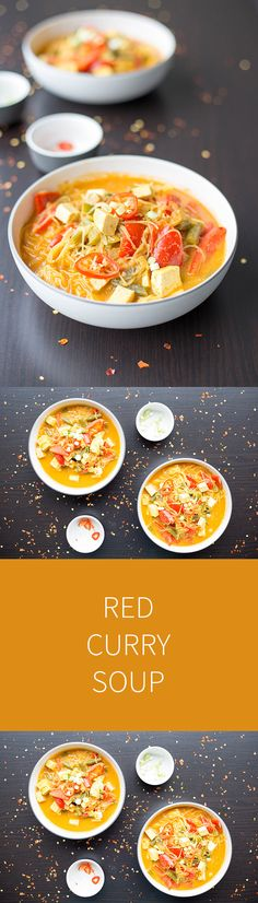 Red Curry Soup