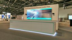 Discover London 2016 is underway! Here's a shot of our sleekest Point to date. #hpe #hpediscover #discover2016 #vantagepoint #technology #f2b #f2bservices