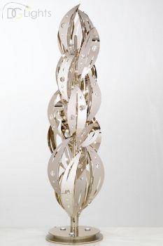 Dolce Vita Crystal Palm Lampe Stehlampe LED