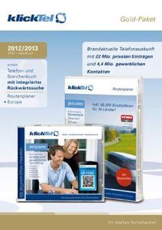 klickTel Gold-Paket 2012/2013