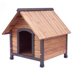 Precision Pet Outback Country Lodges - Outdoor Dog House and Wooden Dog House from petco.com