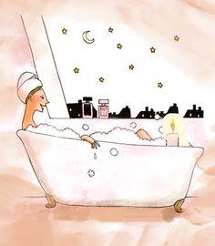 Le bain de Cléopâtre