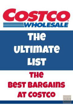 The Best Bargains At Costco   KansasCityMamas.com