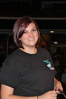 CAS Intern of the Week Chloe Hill - 3/26/13