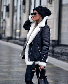 December 01 2019 at fashion-inspo Look Fashion, Fashion Outfits, Womens Fashion, Jackets Fashion, Fashion Clothes, Fashion Ideas, Fashion Tips, Fall Winter Outfits, Autumn Winter Fashion