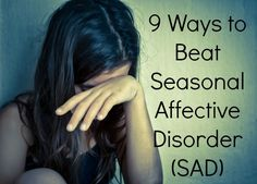 Are the winter blues stealing your joy? Check out these 9 ways to beat Seasonal Affective Disorder (SAD.)