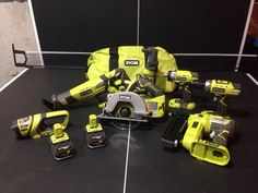 Let's talk power tools...Introducing Ryobi! - thedreamhouseproject.ca