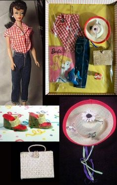 Barbie Picnic Set #967