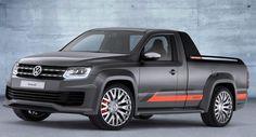 Volkswagen Amarok Power Concept » Los Mejores Autos
