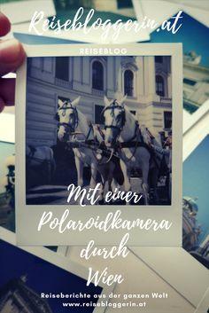 Schon mal mit einer Polaroidtour Fotos gemacht? In Wien ist das möglich! #polaroid #polaroidkamera #wien #vienna