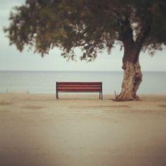 plakias bench