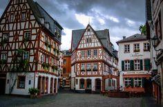 Mainz Altstadt - Germany