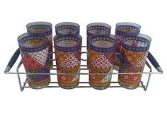 Pasinski Glasses w/ Caddy, S/9 on OneKingsLane.com