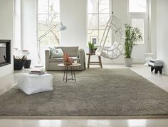 A rug made from the Chanelle collection by #Parade adds warmth and comfort to the interior @dessohomenl
