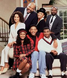 The Fresh Prince of Bel-Air.. now this is a story..... well you know the rest :-)