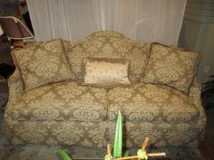 Lexington Brocade Sofa
