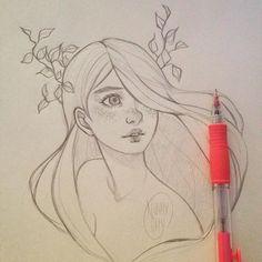 pinterest: fioraaa Art by: numyumy