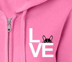 For the Love of Lola  Boston Terrier French by mystoryshirts