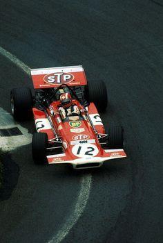 Jo Siffert STP March-Ford 701 1970