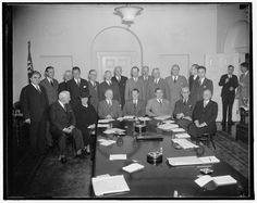 1933—Stuart Rice, president of the ASA, attended labor leaders' September 7 meeting on unemployment.